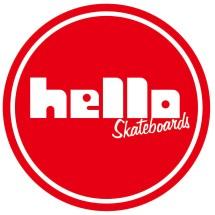 Hello Skateboards Logo