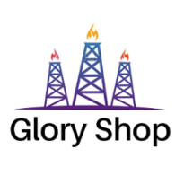 Glory shop. Logo