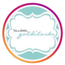 Logo Sweetgoldilocks