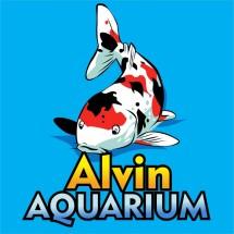 Logo alvin aquarium