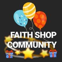 Faith Shop Community Logo