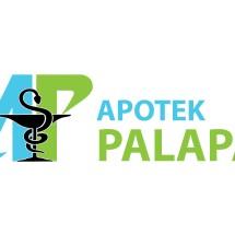 Logo Apotek Palapa Tangerang