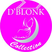 Logo D'blonk Collection