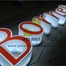 Logo POLARIS LASER CUTTING