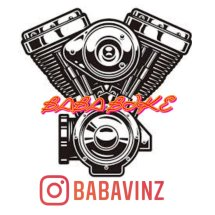Logo Baba Bike