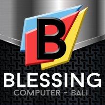 Blessing Computer Bali Logo