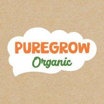 Logo PUREGROW Organic House