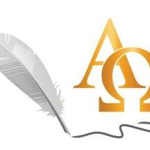 Logo Alat Tulis Alpha Omega