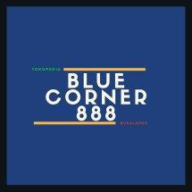 Logo Blue Corner 888