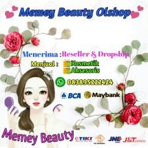 memey beauty olshop Logo