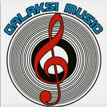 GALAKSI MUSIC Logo