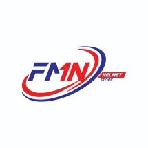 Logo FMN Helmet