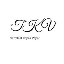 "Logo ""TERMINAL"" KAPAS VAPOR"