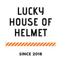 Logo Lucky House Of Helmet