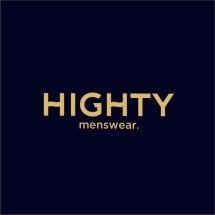 HIGHTY OFFICIAL Logo