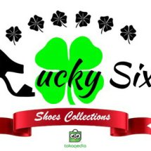 lucky six Logo