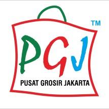 Pusat Grosir Jakarta. Logo