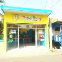 Baba Baby popok&susu Logo