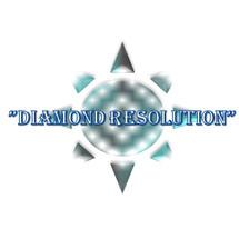 Logo Diamond Resolution Shop