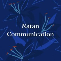 Logo natan communication