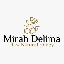 Logo Mirah Delima Bee Farm