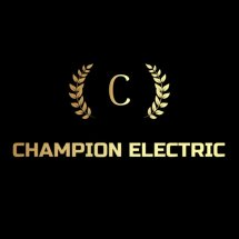 Champion Electric Logo