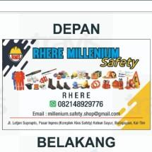 millenium safety Logo