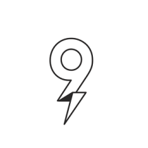 Listrik 9 Logo