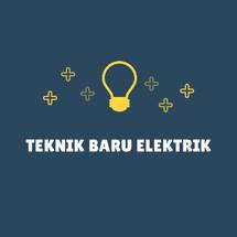 Logo teknik baru elecktrik