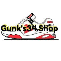 gunk's34 shop Logo