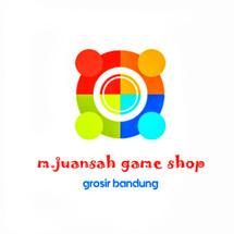 m. juansah game shop Logo