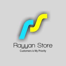 Logo rayyan store13