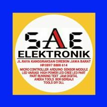 SAE elektronik Cirebon Logo