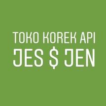 Logo jes $ jen