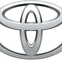 Logo Toyota Original Parts