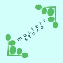 Logo masterr_store