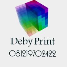 Logo deby print