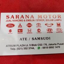 Logo Sarana Motor Parts