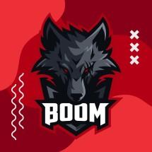 Logo BOOM Esports