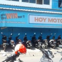 Logo HOY MOTOR