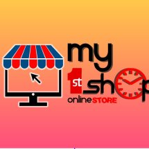 Logo My1stShop
