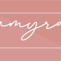 Logo Amyra Label