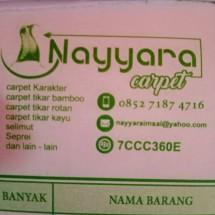 nayyara carpet Logo