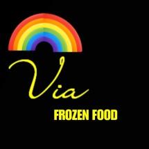 Logo Via Frozen Food