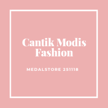 Logo CANTIK MODIS FASHION