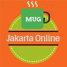 Logo Mug Jakarta Online