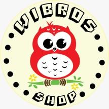 Logo wibros shop