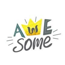 Logo Awe-Some Star