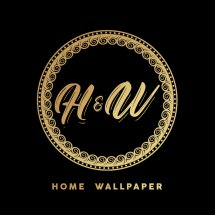 Logo homewallpaperr