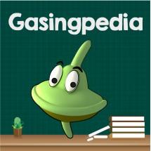 Gasingpedia Logo